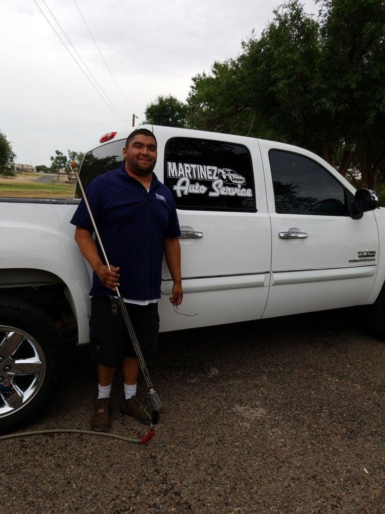 Martinez Auto Service: 611 N 4th St, Lamesa, TX