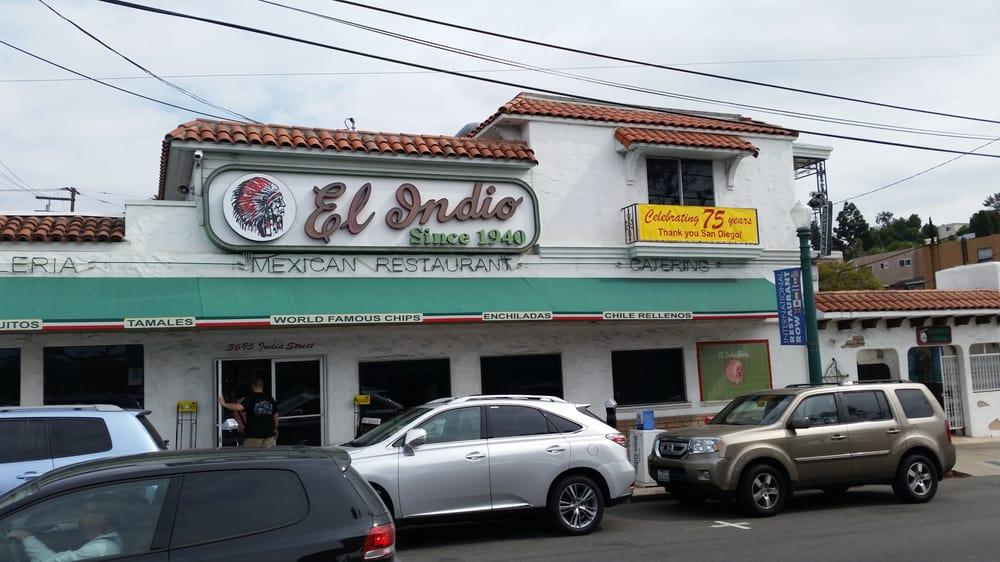El Indio Restaurant San Diego