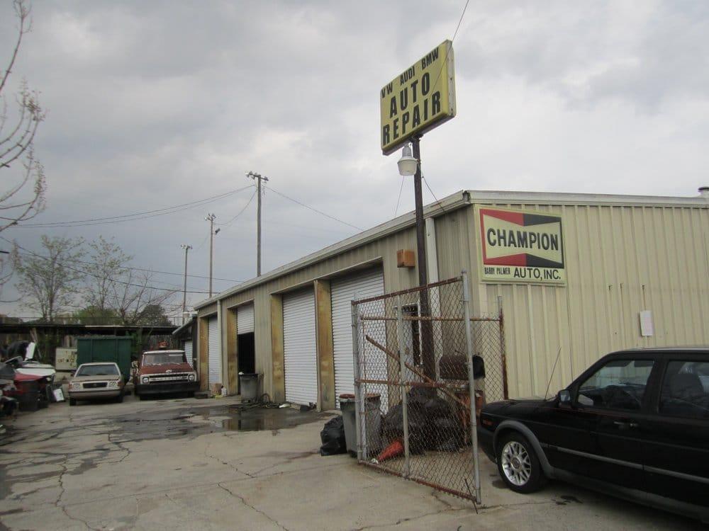 Barry Palmer Auto: 204 Morgan St, Rockmart, GA