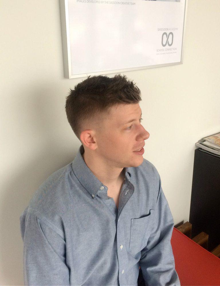 Haircut And Straight Razor Shave Yelp