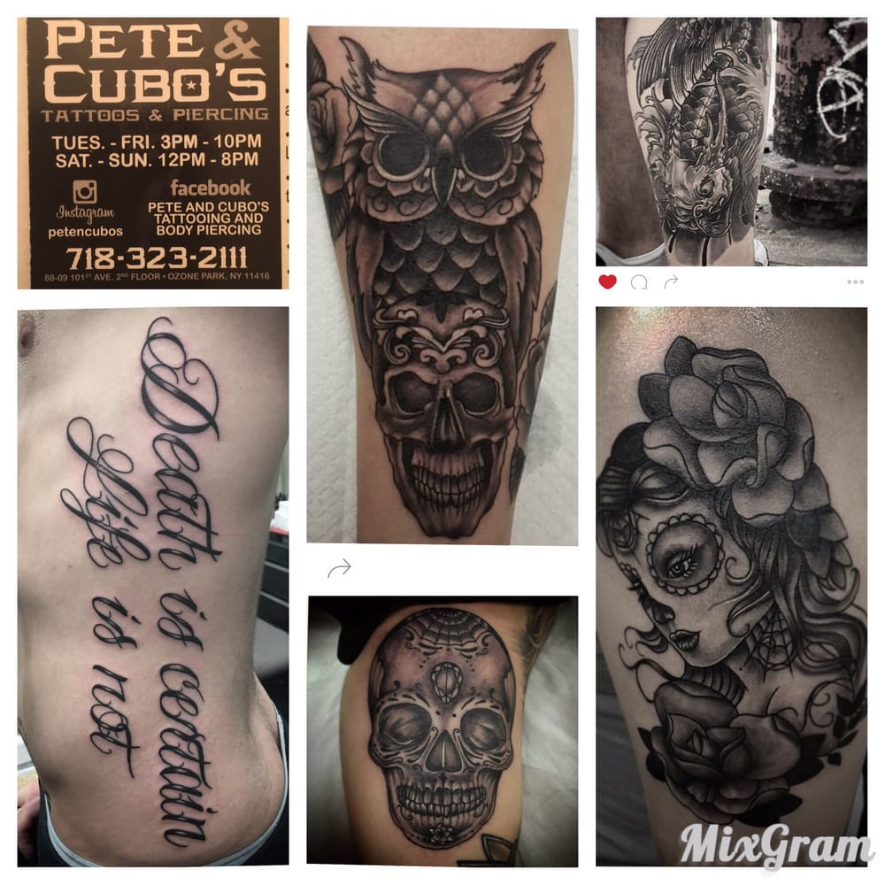tattooing and piercing: the body as a site for performing the self essay Tattoos and piercings are popular forms of body art that can be associated with serious health risks read this before getting new ink or piercings.