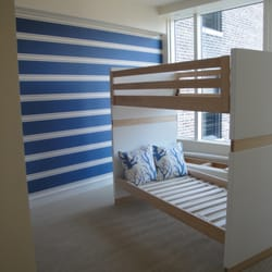 Foto Zu FO Design   Brooklyn, NY, Vereinigte Staaten. Wallpaper Installed  In A ...