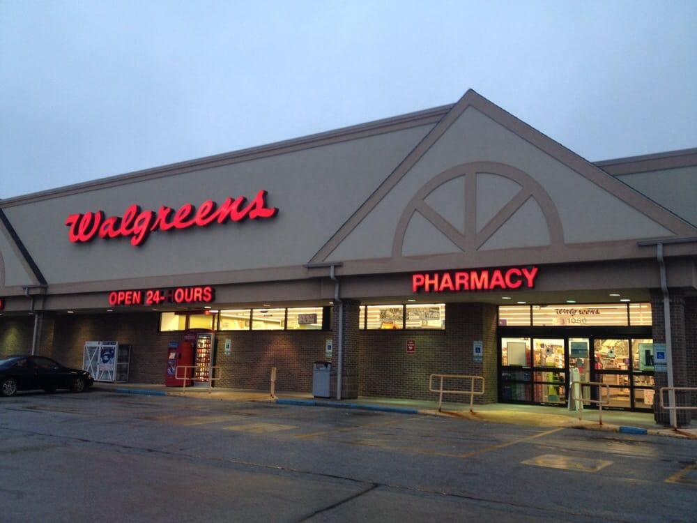 Walgreens: 1050 N Kennedy Dr, Kankakee, IL
