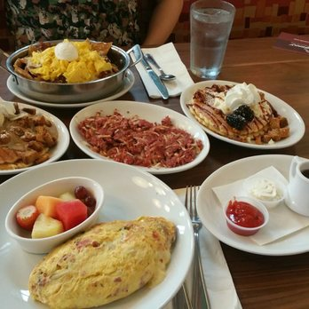 Photo Of Wildberry Pancakes And Cafe Schaumburg Il United States The Spread