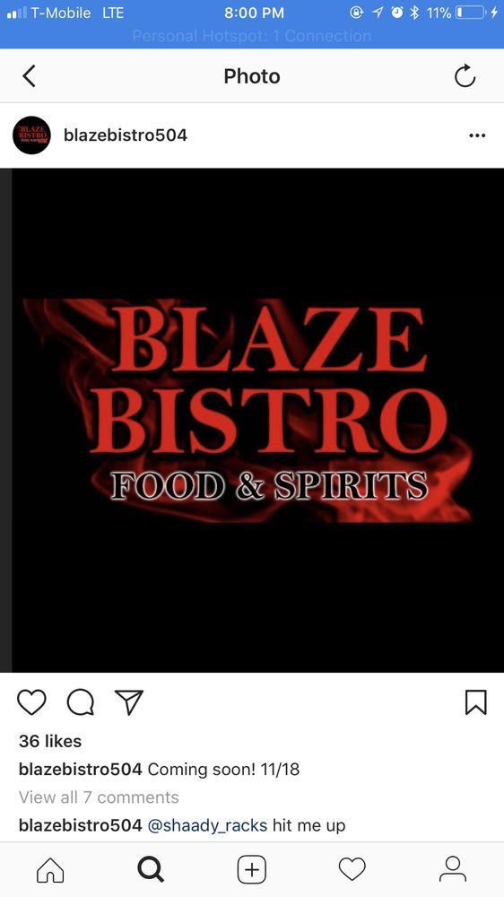 Blaze Bistro 504 - 27 Photos - American (Traditional) - 5941