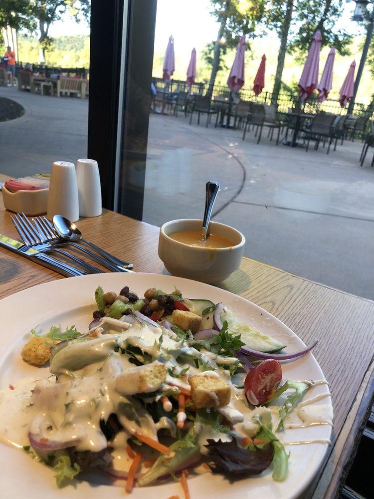 Stillwaters Restaurant: 940 Resort Dr, Roanoke, WV