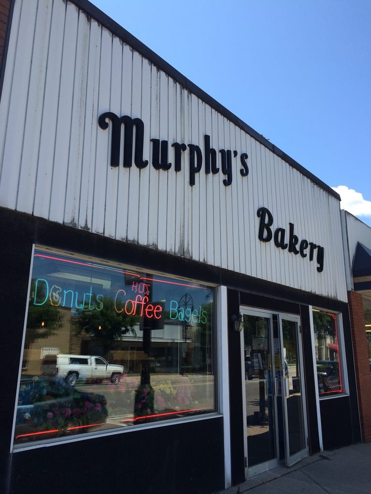 Murphy's Bakery: 110 W Huron Ave, Bad Axe, MI