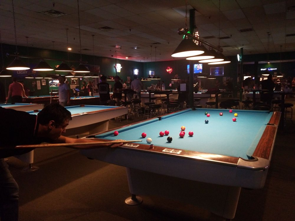 The Billiard Den