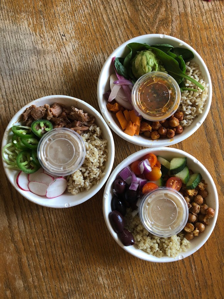 Food from Better Bowls