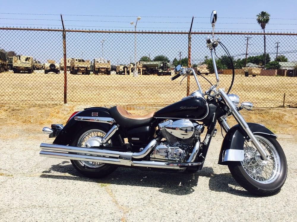 Custom motorcycle Exhaust Pipes  Shotgun over unders   - Yelp