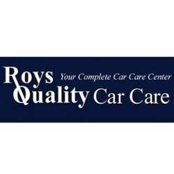 Roy S Quality Car Care