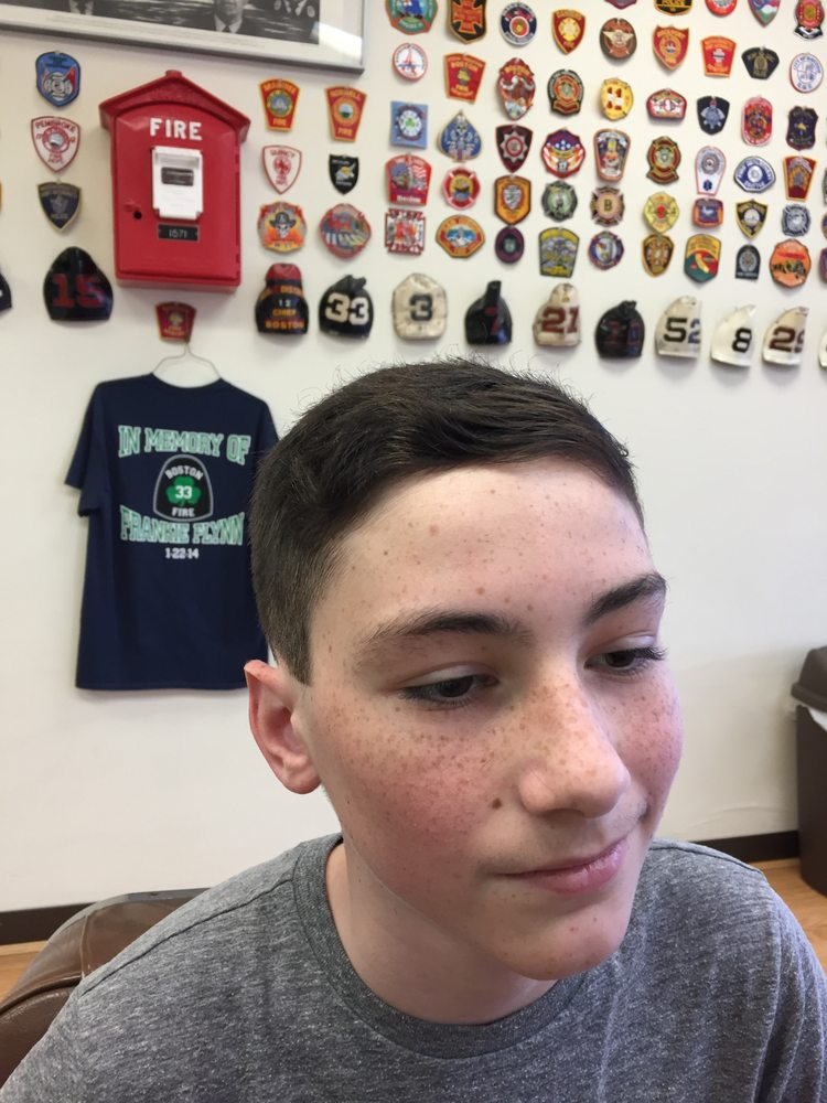 Classic Boys Regular Haircut Yelp