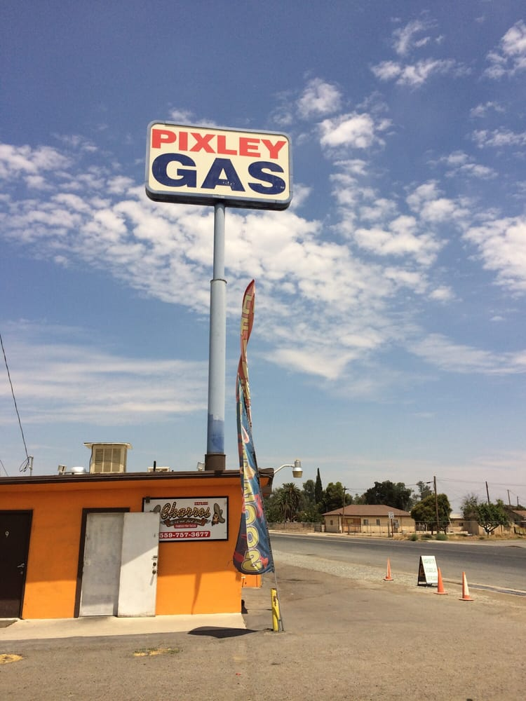 Pixley Gas -n- Mini Mart: 130 S Main St, Porterville, CA