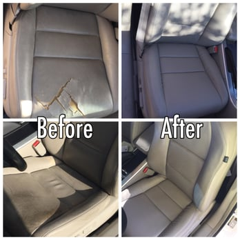 Awesome Lexus Leather Seat Repair