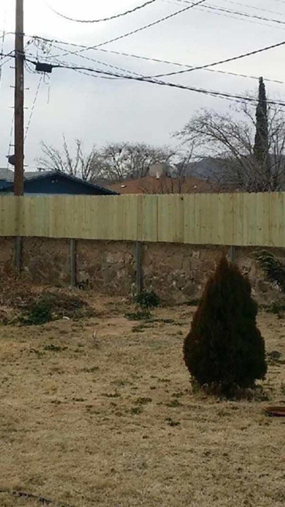 Photos For El Paso Fence Company Yelp