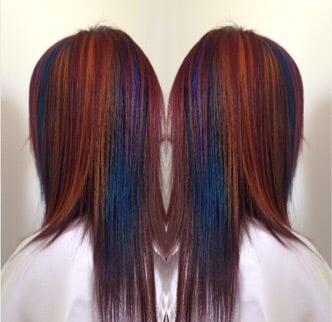 Advanced hair color techniques - Yelp