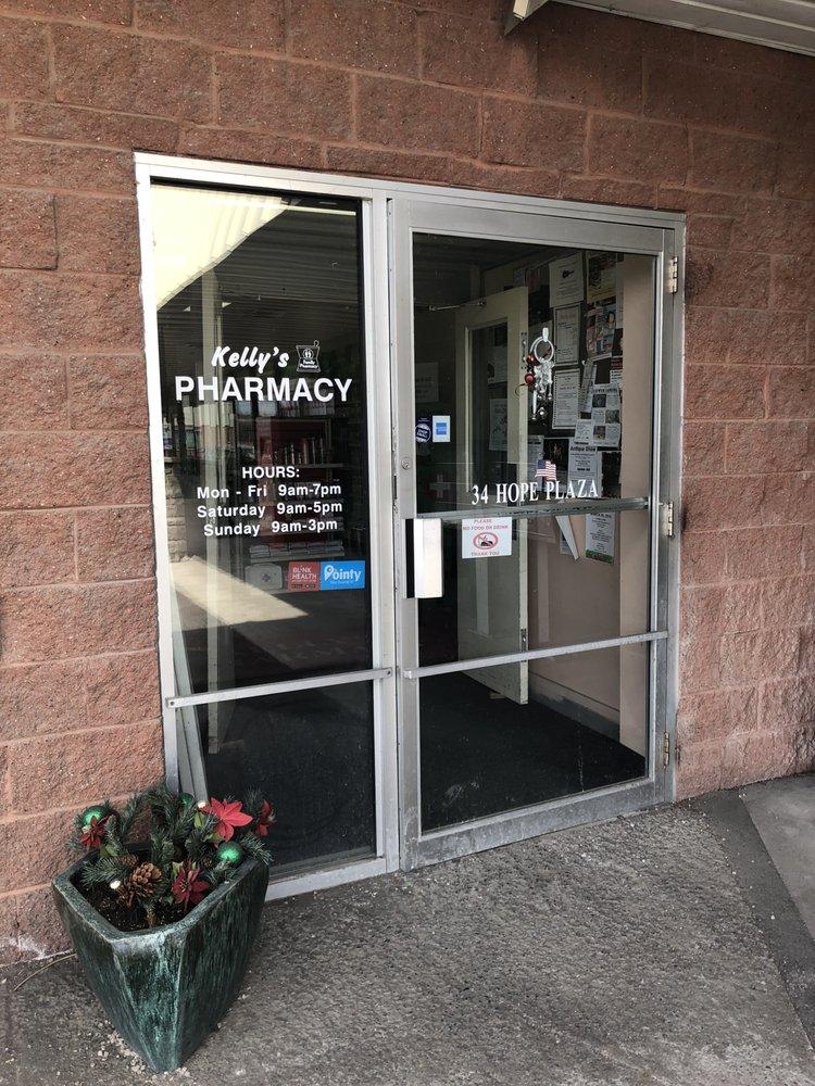 Kelly's Pharmacy: 34 Hope Plz, West Coxsackie, NY