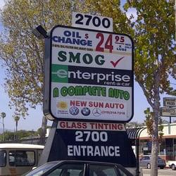 Enterprise Rernt A Car Santa Monica Blvd