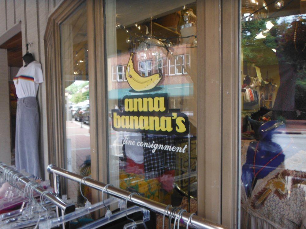 Anna Bananas Fine Consignment: 641 W King St, Boone, NC