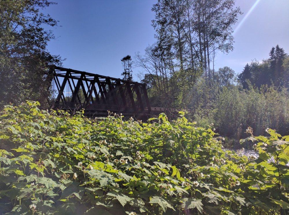 Railroad Bridge Park: 2151 West Hendrickson Rd, Sequim, WA