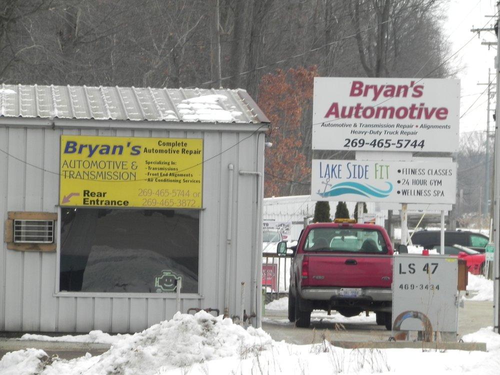 Bryan's Automotive: 9486 Red Arrow Hwy, Bridgman, MI