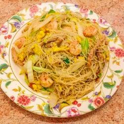 Photo Of Chens Chinese Restaurant Manhattan Ks United States Rice Noodles Stir
