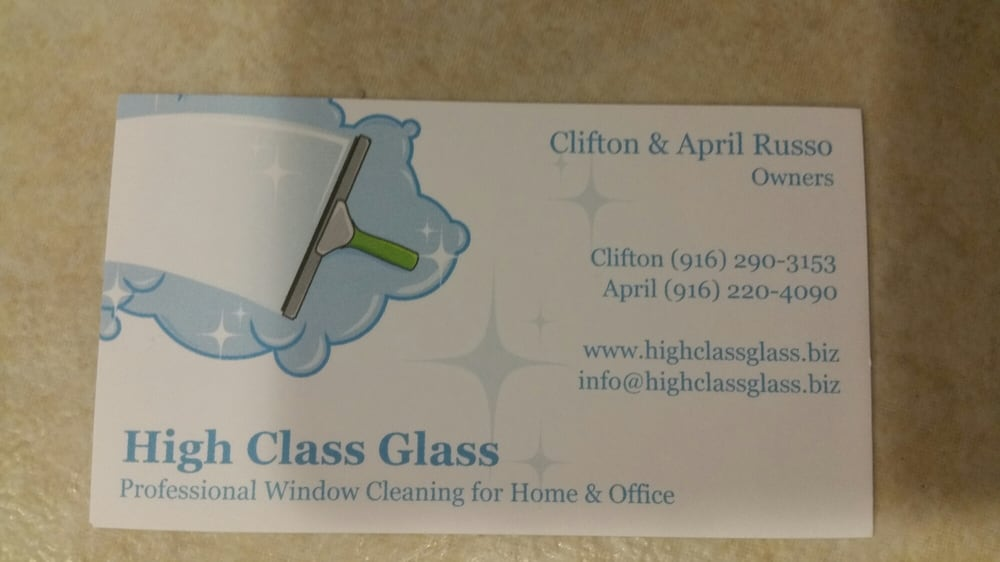 High Class Glass - 18 Reviews - Window Washing - Elk Grove, CA ...