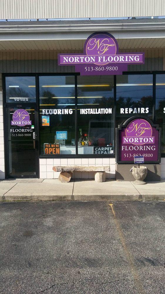 Norton Flooring: 10185 McCauly Rd, Sharonville, OH