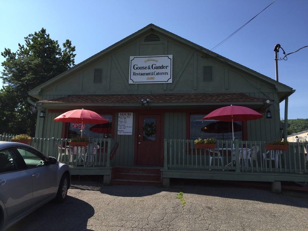 Goose & the Gander: 370 Watertown Rd, Thomaston, CT