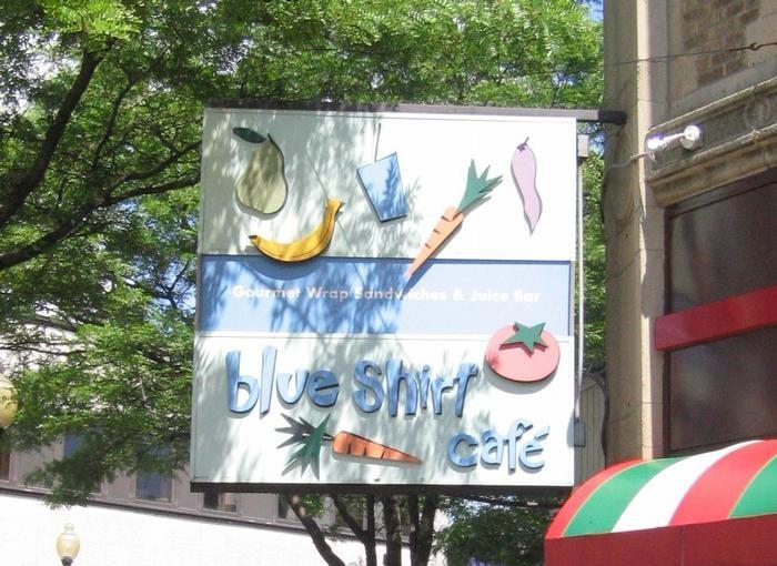 Blue Shirt Cafe Yelp