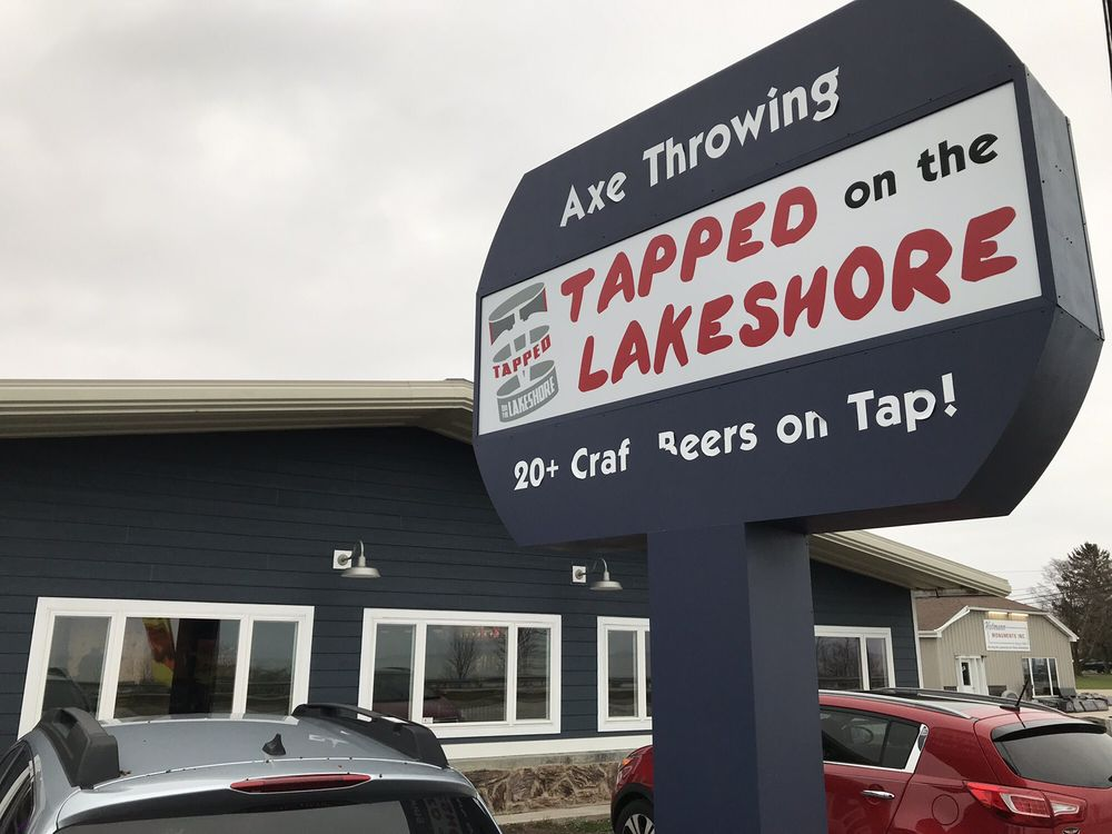 Social Spots from Tapped On The Lakeshore