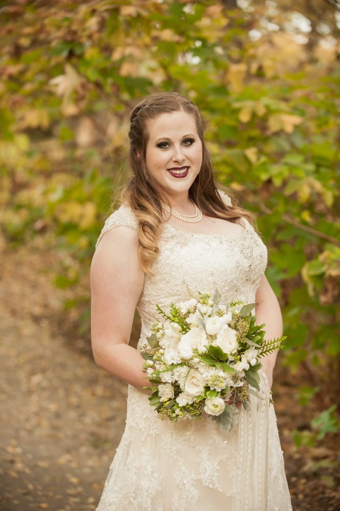 James Clifford wedding dress with added straps from The Curvy Bride ...