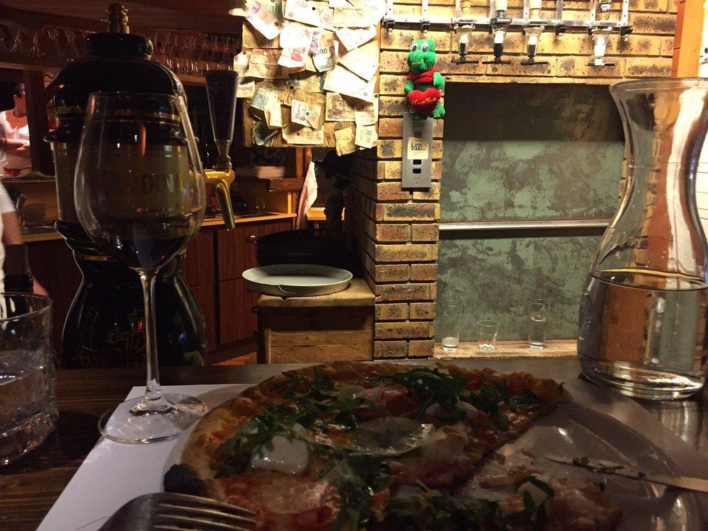 Pizzeria Al Capone - Verbier