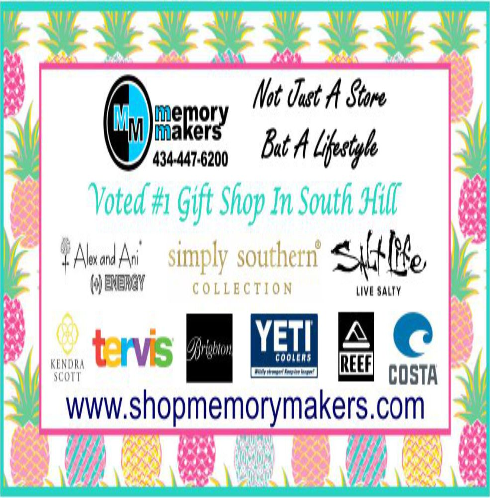 Memory Makers: 219 E Atlantic St, South Hill, VA