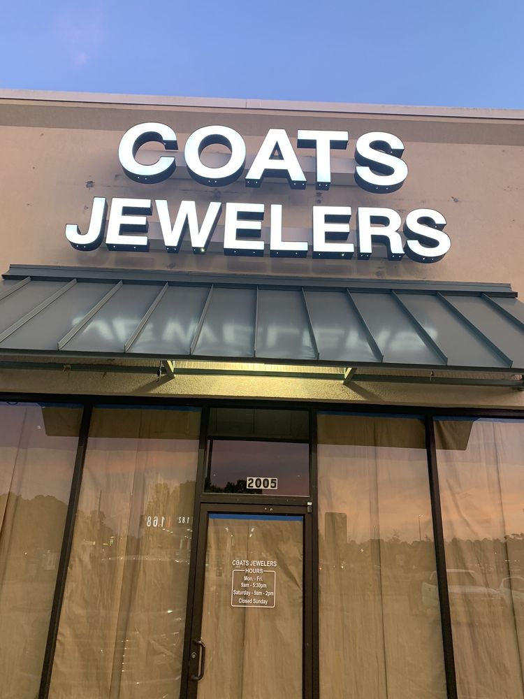 Coats Jewelers: 2005 Hwy 146 Byp, Liberty, TX