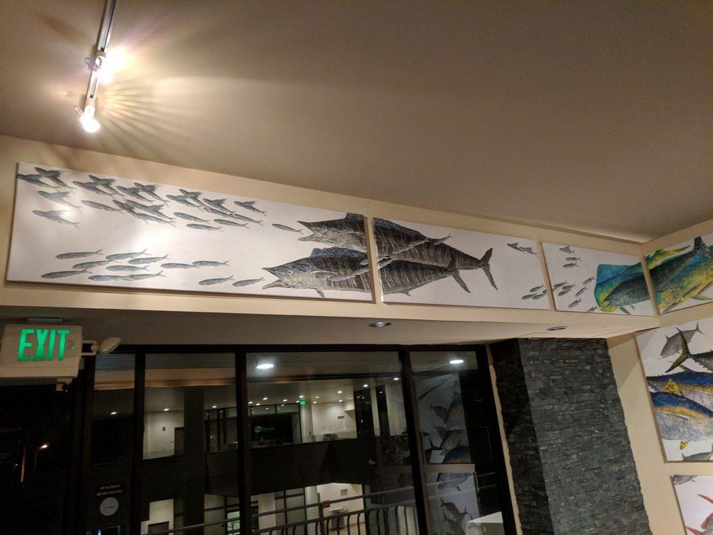 Gyotaku by Naoki: 46-022 Alaloa St, Kaneohe, HI