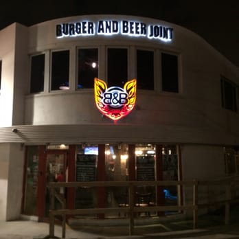 Photo Of Burger Beer Joint Miami Beach Fl United States Outside