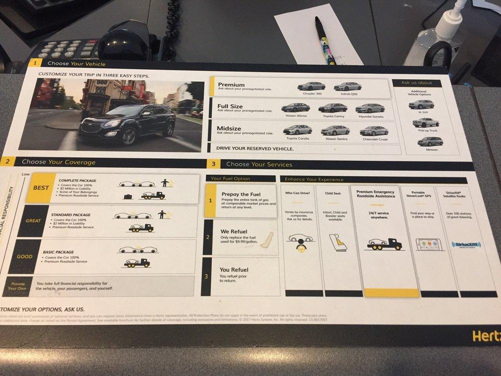 Oakland Car Rental: Hertz Rent A Car