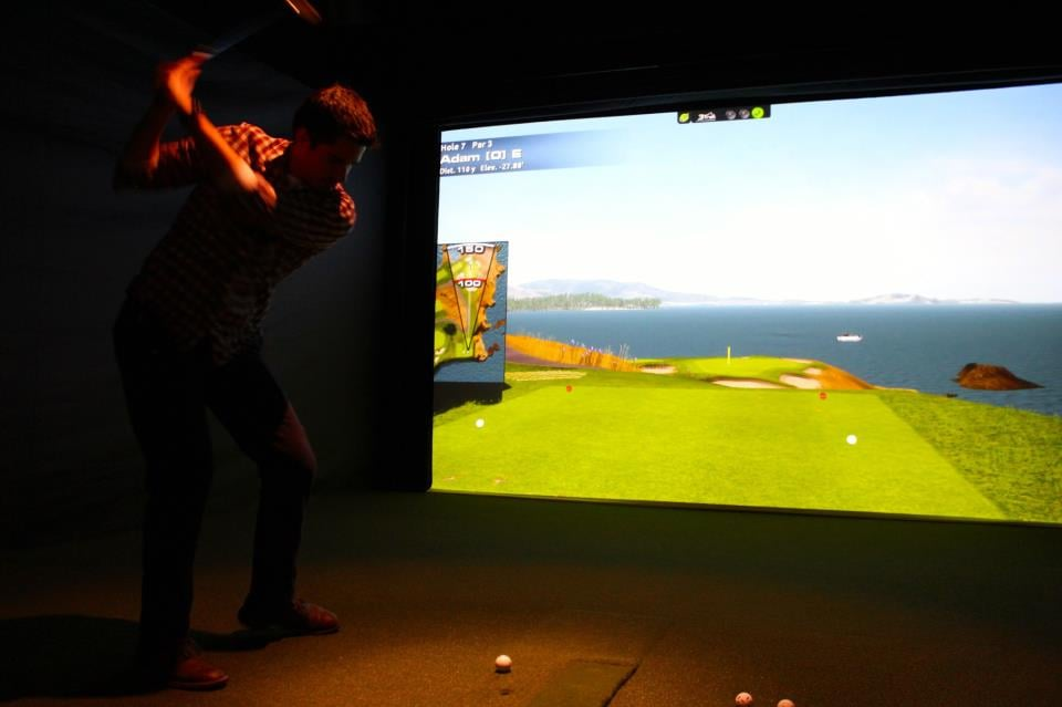 Albatross Indoor Golf Club: 2950 10th Ave N, Grand Forks, ND