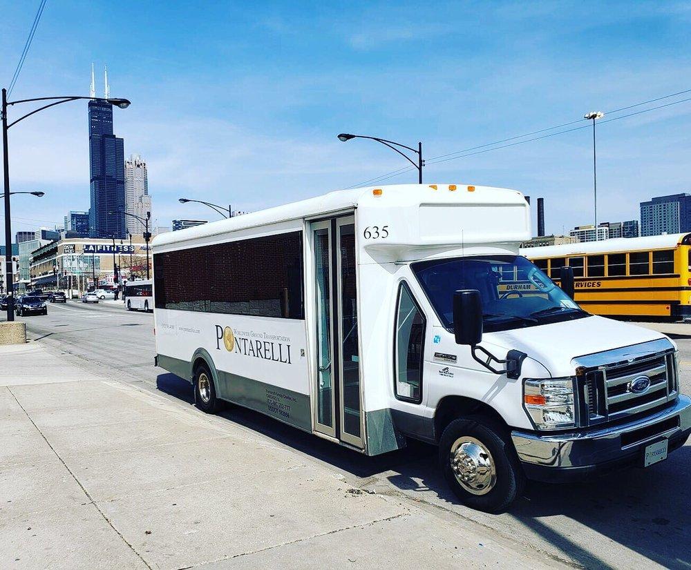 Pontarelli Companies: 5584 N Northwest Hwy, Chicago, IL
