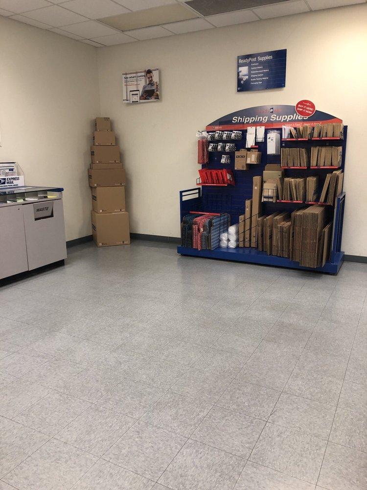 US Post Office: 1000 Kincheloe Ave, Edwards, CA