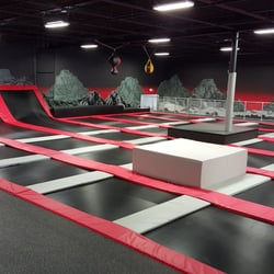 District5 Extreme Air Sports Trampoline Parks 820 S Waverly Rd