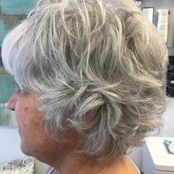 Photo Of AquaBlu Hair Studio 125   Glendale, AZ, United States. Leslie  Gunter