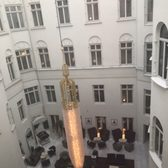photo of nobis hotel stockholm sweden courtyard
