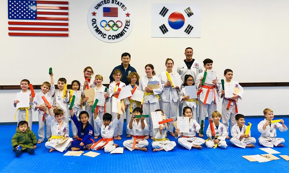 US World Class Taekwondo - Happy Valley: 16126 SE Happy Valley Town Ctr Dr, Happy Valley, OR