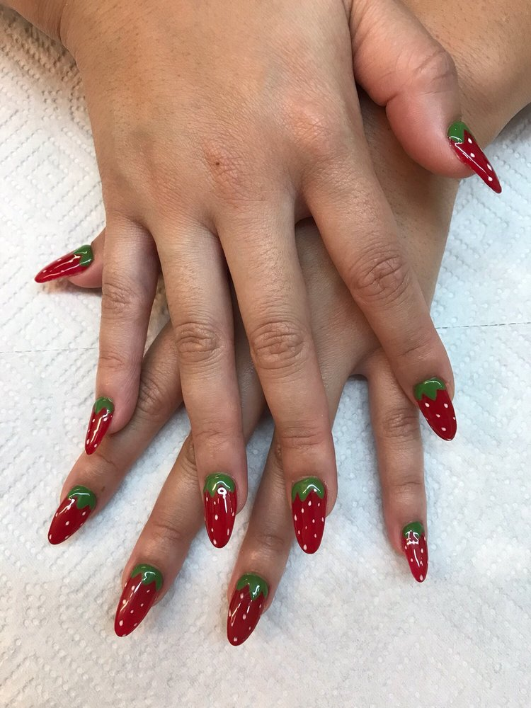 Gracious Nails: 1500 Manhattan Blvd, Harvey, LA