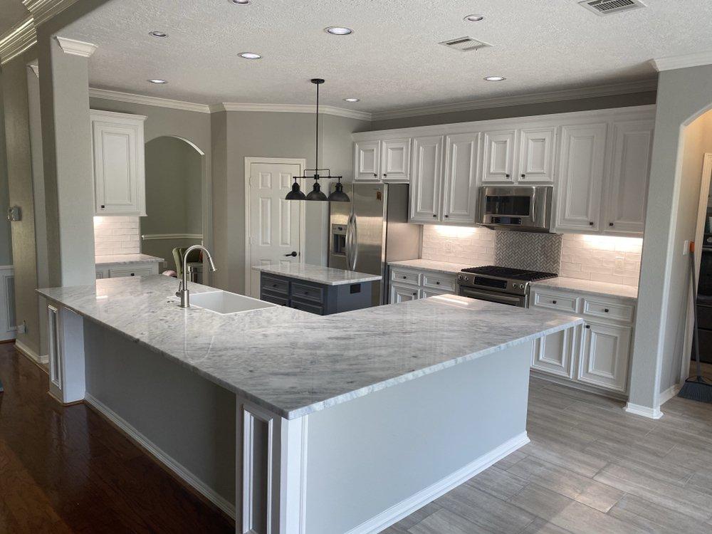Modern Home Improvement & Remodeling: 26814 Temple Park Ln, Cypress, TX