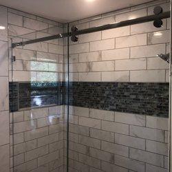 Photo Of Details Tile Garland Tx United States Fantastic Tub Surround