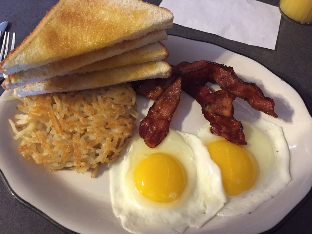 Food from Dudley's Truck Stop Restaurant