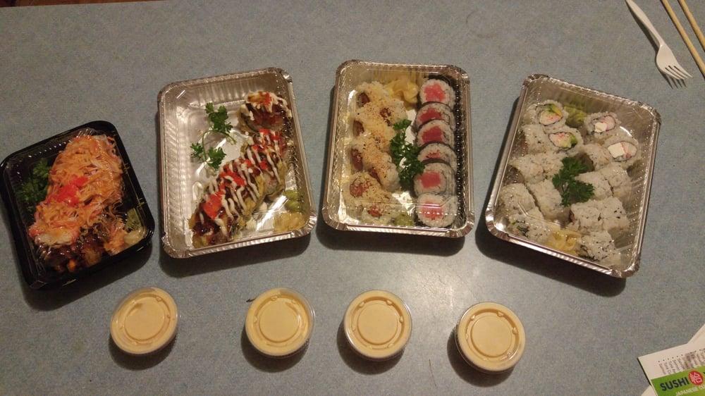 Sushi Yee: 7628 103rd St, Jacksonville, FL